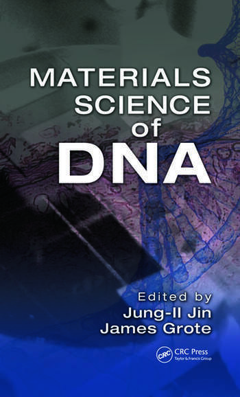 Materials Science of DNA book cover