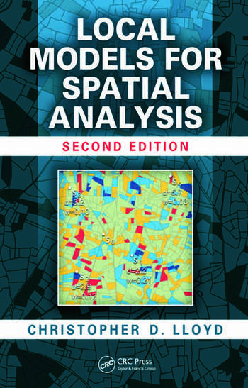 Local Models for Spatial Analysis book cover