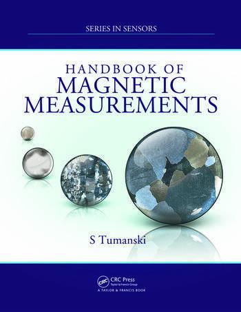 Handbook of Magnetic Measurements book cover