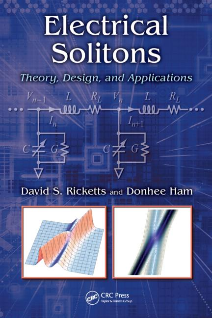 Electrical Solitons Theory, Design, and Applications book cover