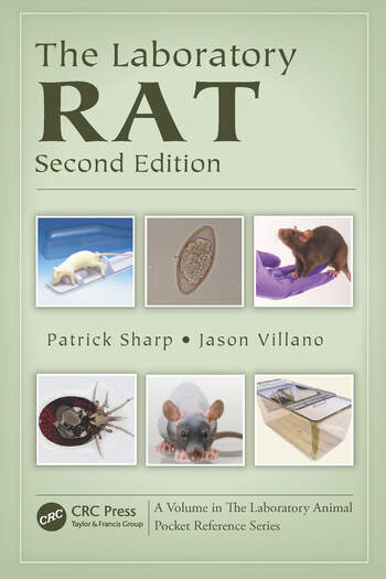 The Laboratory Rat book cover