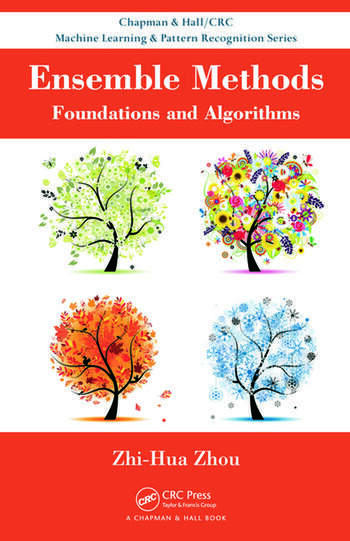 Ensemble Methods Foundations and Algorithms book cover