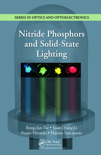 Nitride Phosphors and Solid-State Lighting book cover