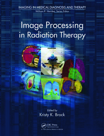 Image Processing in Radiation Therapy book cover