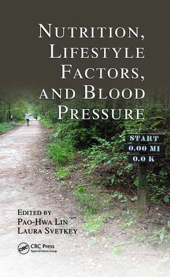 Nutrition, Lifestyle Factors, and Blood Pressure book cover