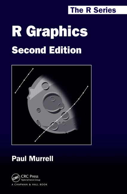 R Graphics, Second Edition book cover