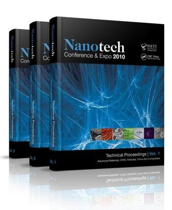 Nanotech 2010 Technical Proceedings of the 2010 NSTI Nanotechnology Conference and Expo (Volumes 1-3) book cover