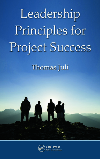 Leadership Principles for Project Success book cover