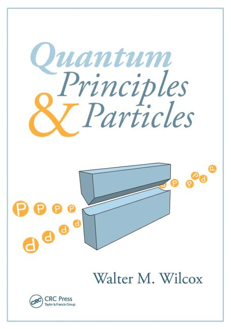 Quantum Principles and Particles book cover