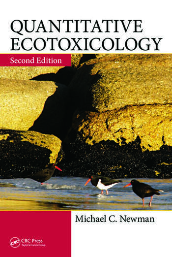 Quantitative Ecotoxicology book cover