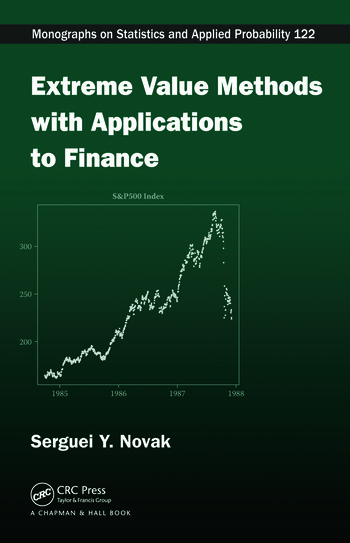 Extreme Value Methods with Applications to Finance book cover