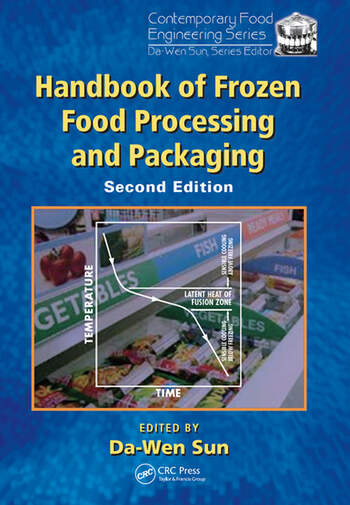 Handbook of Frozen Food Processing and Packaging, Second Edition book cover