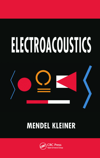 Electroacoustics book cover