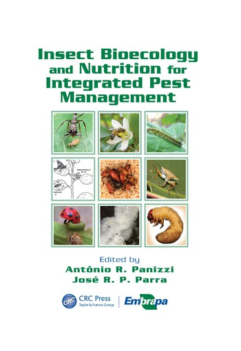 Insect Bioecology and Nutrition for Integrated Pest Management book cover