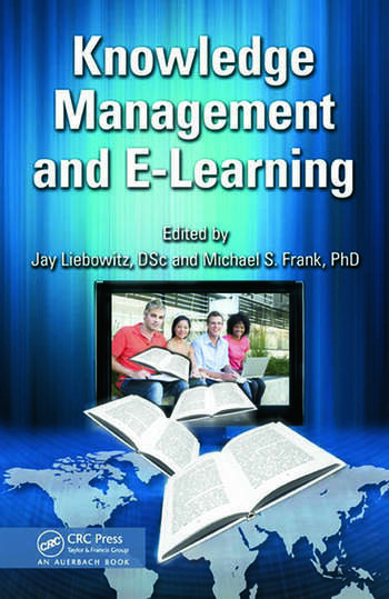 Knowledge Management and E-Learning book cover