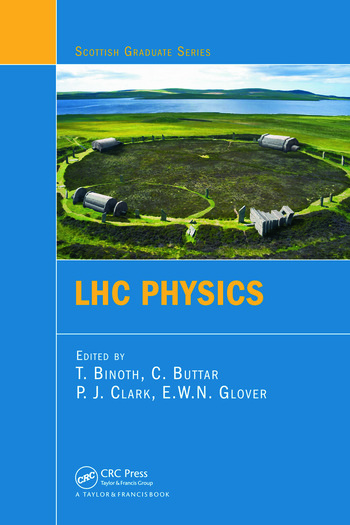 LHC Physics book cover
