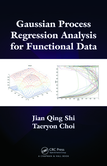 Gaussian Process Regression Analysis for Functional Data book cover