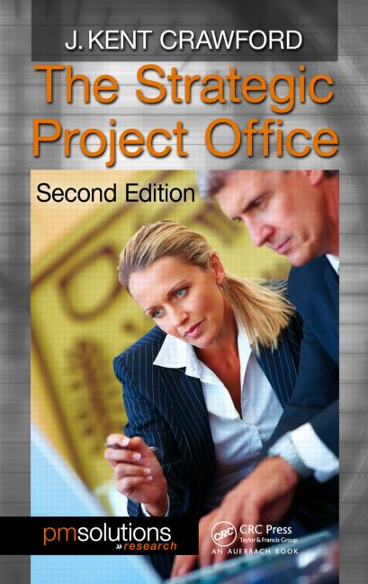 The Strategic Project Office, Second Edition book cover