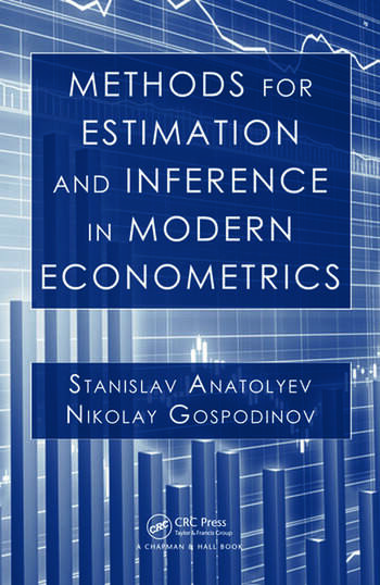 Methods for Estimation and Inference in Modern Econometrics book cover