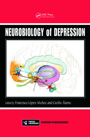 Neurobiology of Depression book cover
