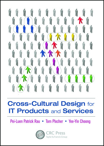 Cross-Cultural Design for IT Products and Services book cover