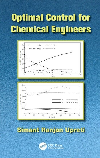 Optimal Control for Chemical Engineers book cover