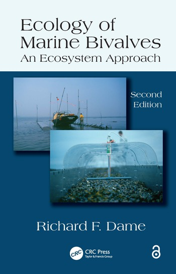 Ecology of Marine Bivalves An Ecosystem Approach, Second Edition book cover
