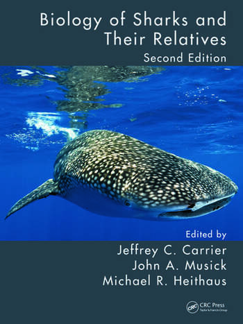 Biology of Sharks and Their Relatives, Second Edition book cover