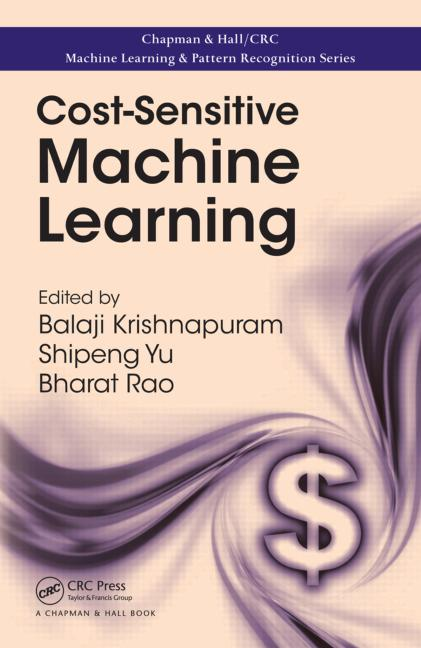 Cost-Sensitive Machine Learning book cover