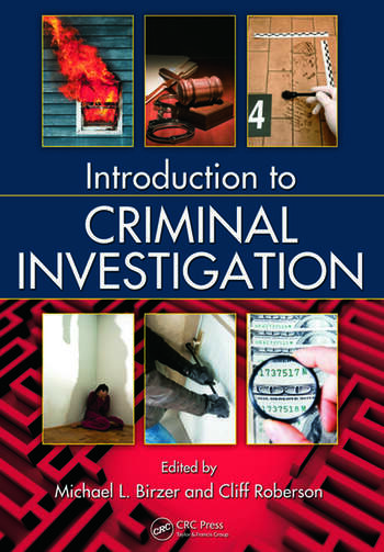 Introduction to Criminal Investigation book cover