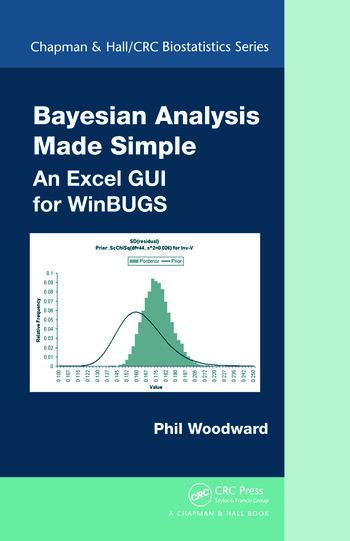 Bayesian Analysis Made Simple An Excel GUI for WinBUGS book cover