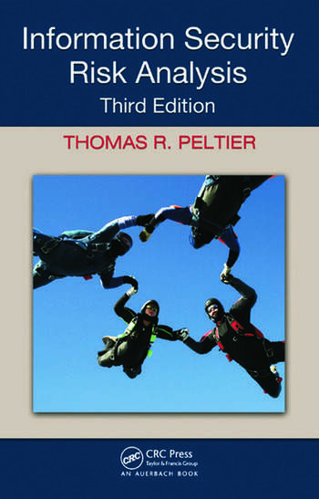 Information Security Risk Analysis, Third Edition book cover