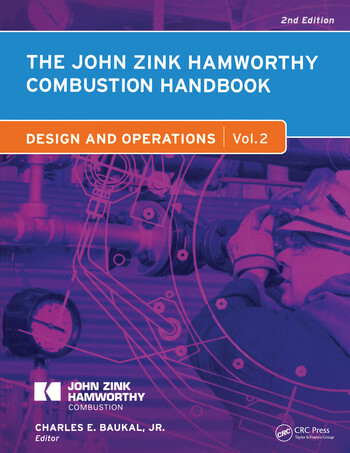 The John Zink Hamworthy Combustion Handbook Volume 2 � Design and Operations book cover