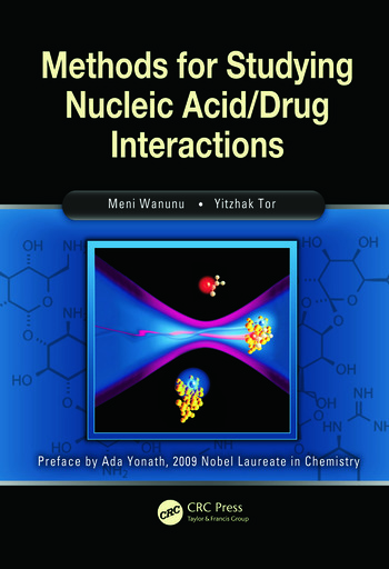 Methods for Studying Nucleic Acid/Drug Interactions book cover