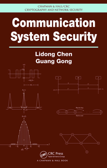 Communication System Security book cover