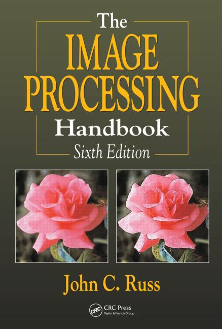 The Image Processing Handbook, Sixth Edition book cover