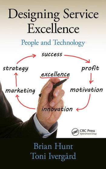 Designing Service Excellence People and Technology book cover