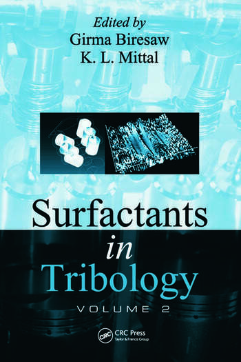 Surfactants in Tribology, Volume 2 book cover