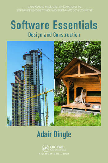 Software Essentials Design and Construction book cover