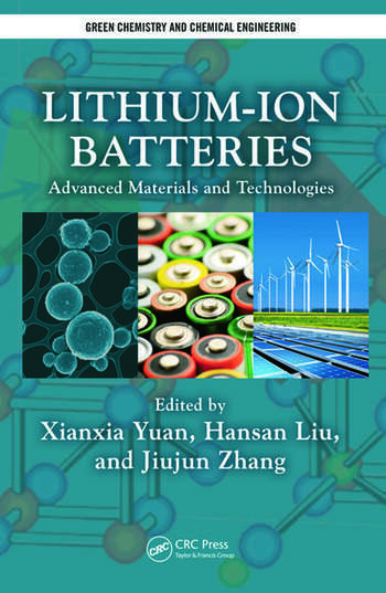 Lithium-Ion Batteries Advanced Materials and Technologies book cover