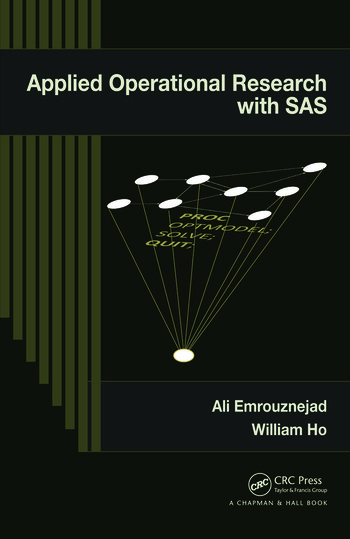 Applied Operational Research with SAS book cover