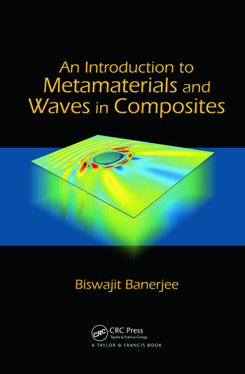 An Introduction to Metamaterials and Waves in Composites book cover