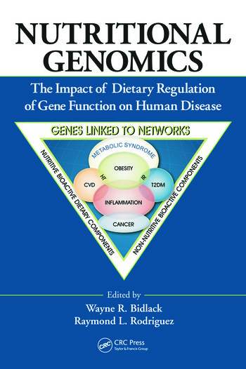 Nutritional Genomics The Impact of Dietary Regulation of Gene Function on Human Disease book cover