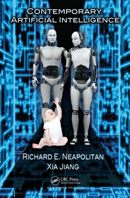 Contemporary Artificial Intelligence book cover