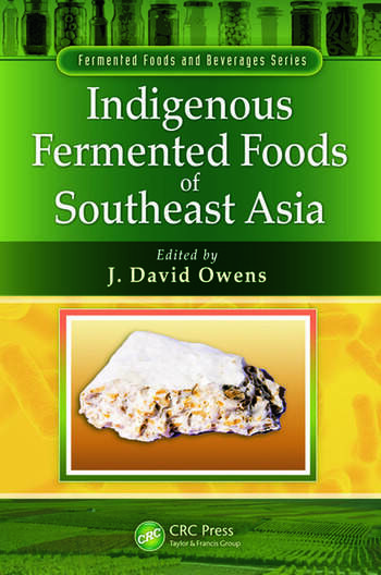 Indigenous Fermented Foods of Southeast Asia book cover