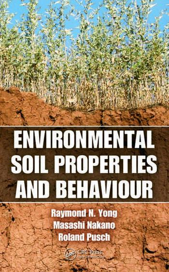 Environmental Soil Properties and Behaviour book cover