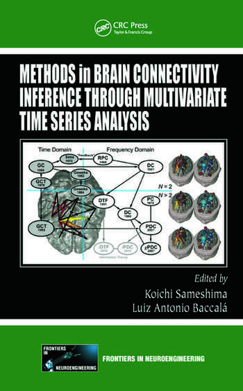 Methods in Brain Connectivity Inference through Multivariate Time Series Analysis book cover