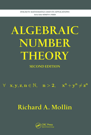 Algebraic Number Theory book cover