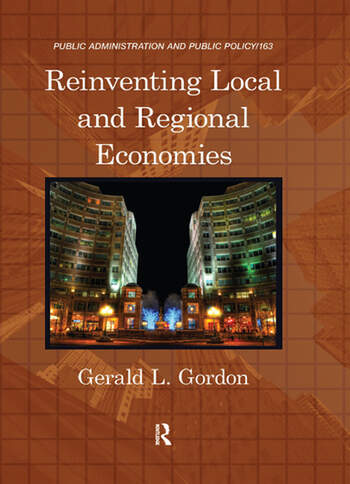 Reinventing Local and Regional Economies book cover