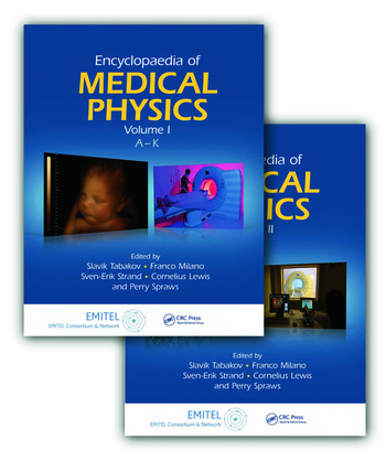 Encyclopaedia of Medical Physics book cover